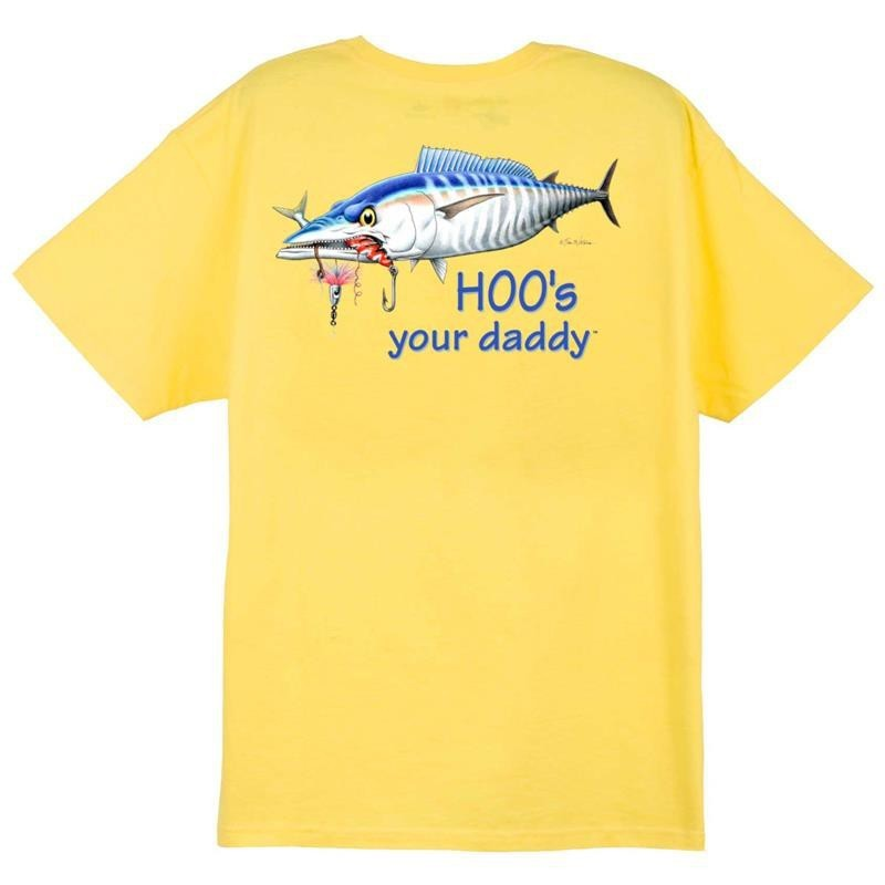 CAMISETA PESCA AFCO HOO´S YOUR DADDY