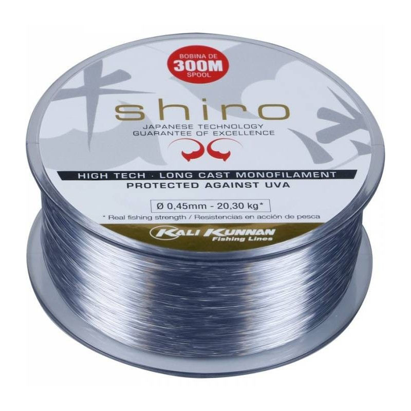 B.300 NYLON KUN SHIRO 20
