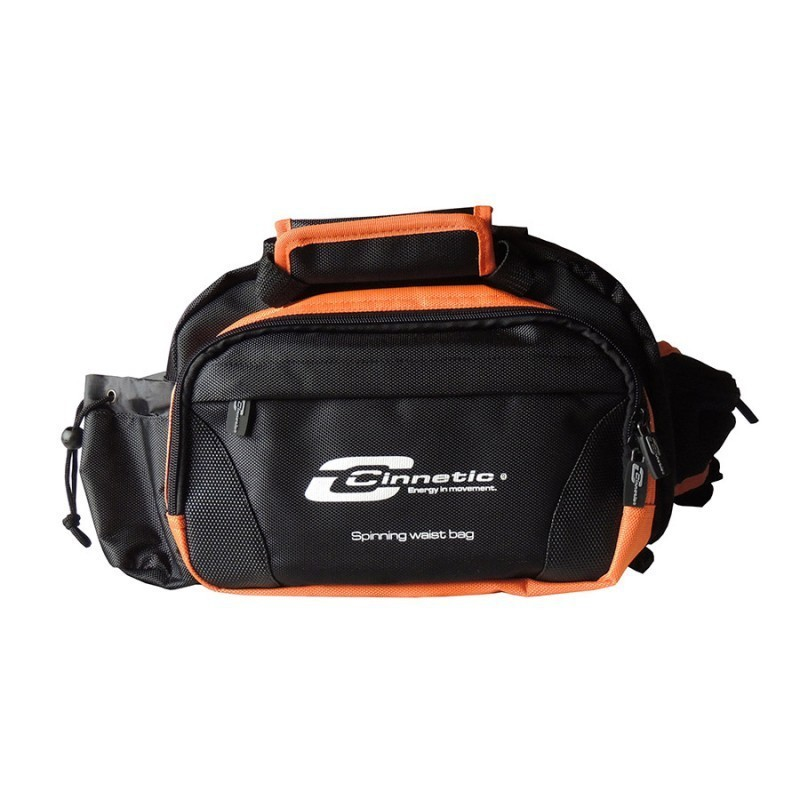 RIÑONERA CINNETIC SPINNING WAIST BAG
