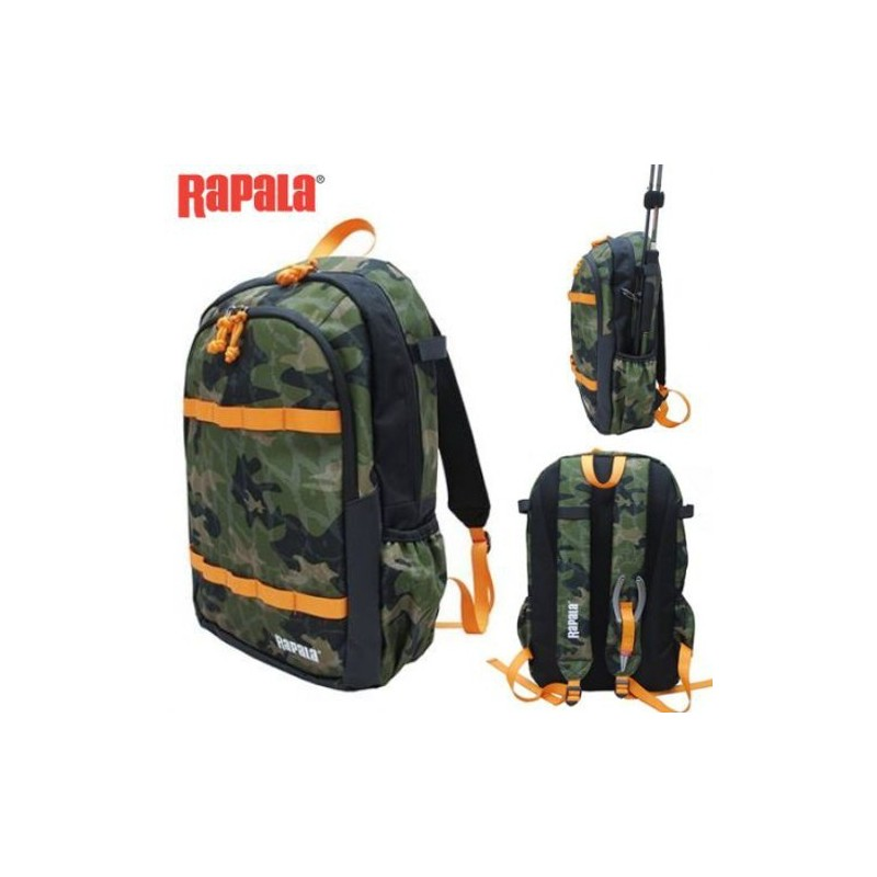 MOCHILA JUNGLE