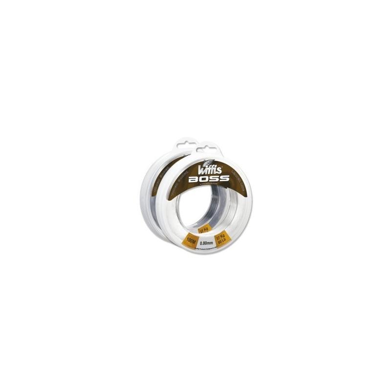WIFFIS BOSS 100MT 37KG/80LBS BO-80 0.80MM