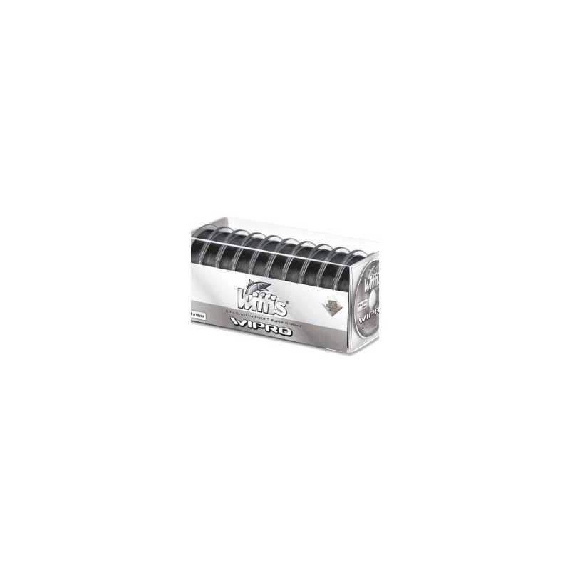 WIFFIS WIPRO 40 LBS 0.30MM WP100-40 BK