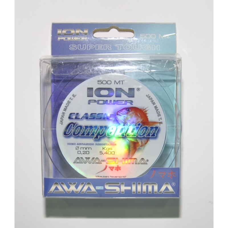 ION POWER CLASSIC COMPETITION