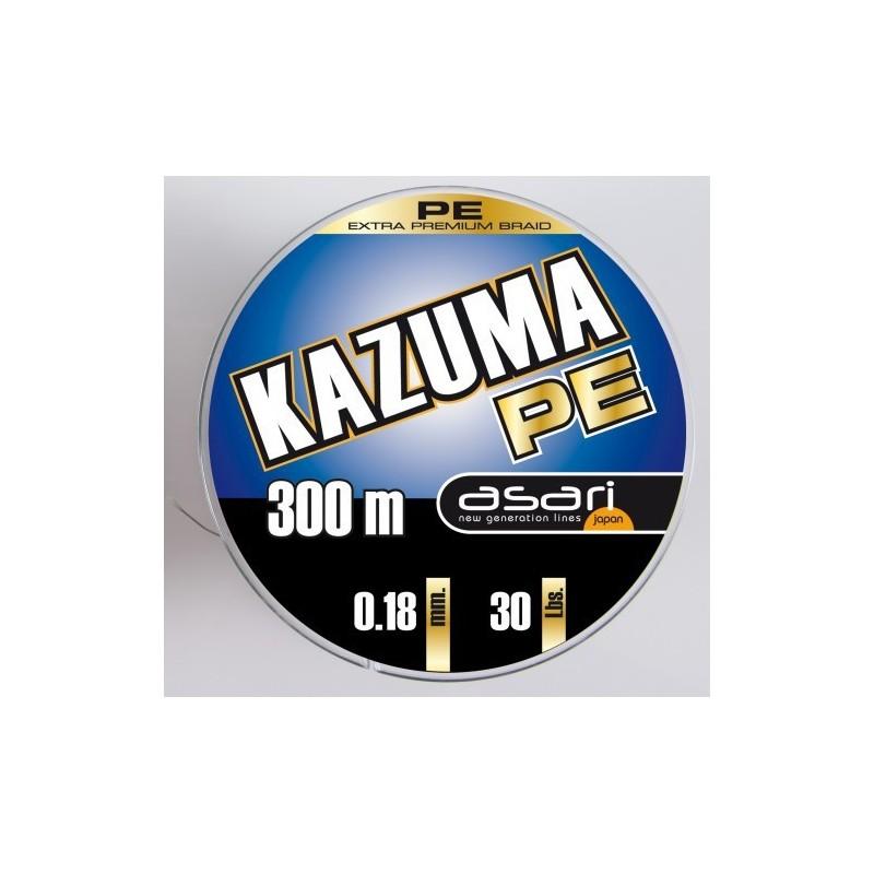 B/300m Asari KAZUMA PE 0,25mm
