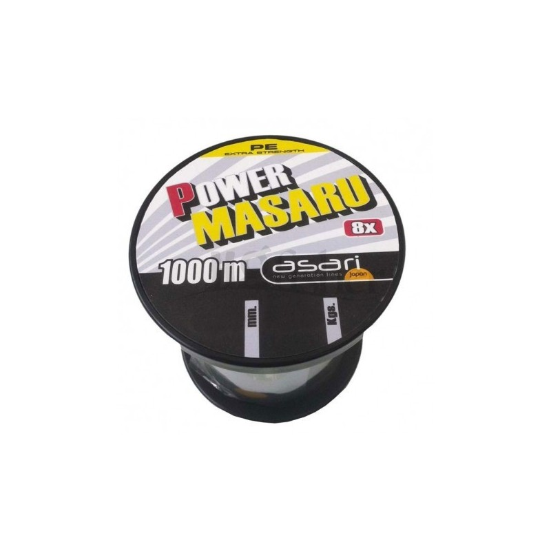 B/1000m Asari MASARU POWER PE 0.35mm