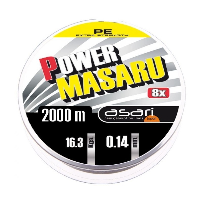B/2000M  ASARI MASARU POWER PE 0.35MM