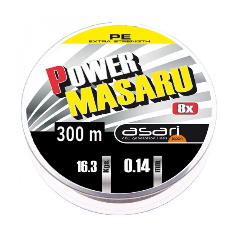 B/300M ASARI MASARU POWER PE 0.16MM