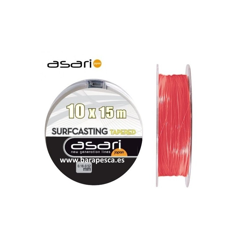 B/10 PUENTES ASARI ROJO 0.16-0.48