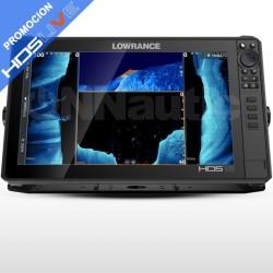 Sonda GPS Plotter LOWRANCE HDS-16 LIVE