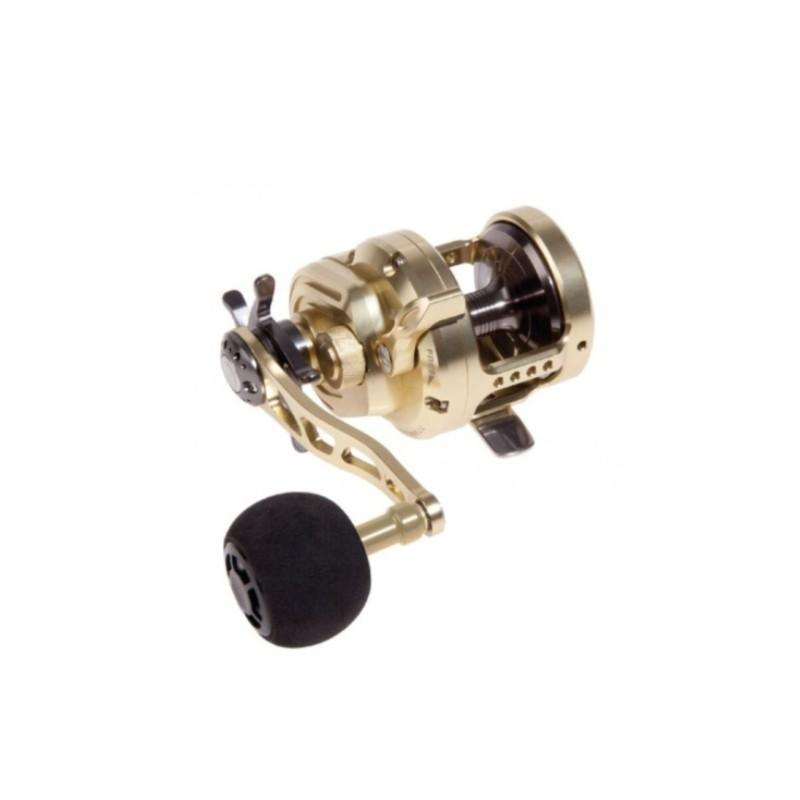 CARRETE HART BRUTAL SD 50L 8+1BB