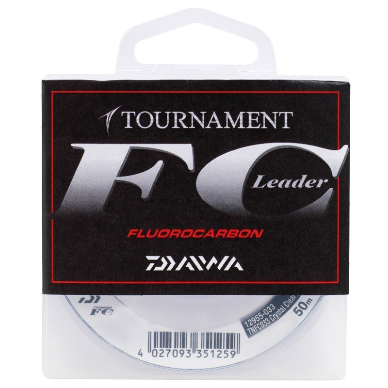 BOBINA DAIWA TOURNAMENT FC LEADER