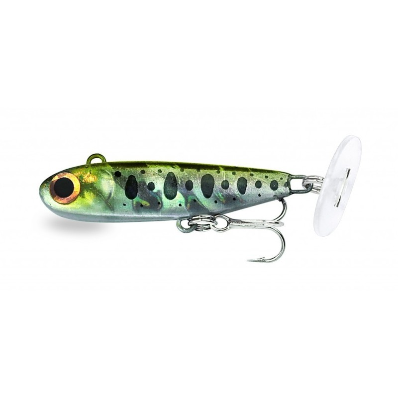 POWERTAIL 38.- FAST- 6.4G - NATURAL TROUT