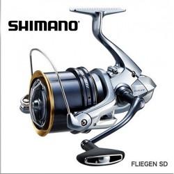 CARRETE SHIMANO SUPER AERO FLIEGEN SD THIN 1,5