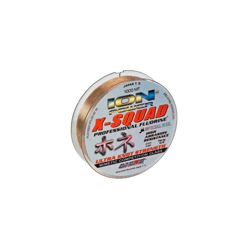 ION POWER X-SQUAD  0.405MM 1000MT