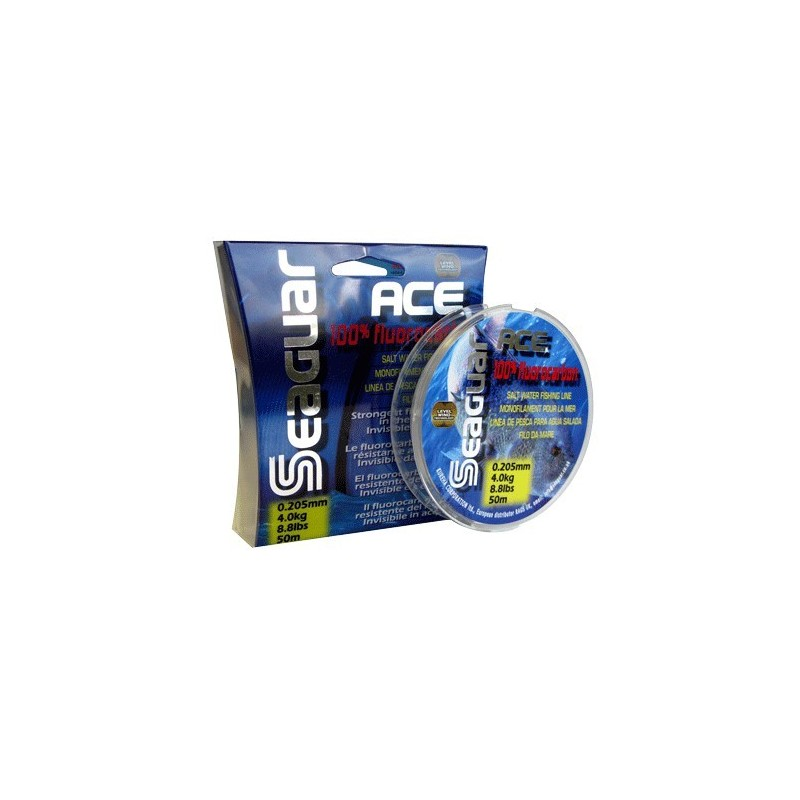 Seaguar ACE 50 mts - 0,23 mm